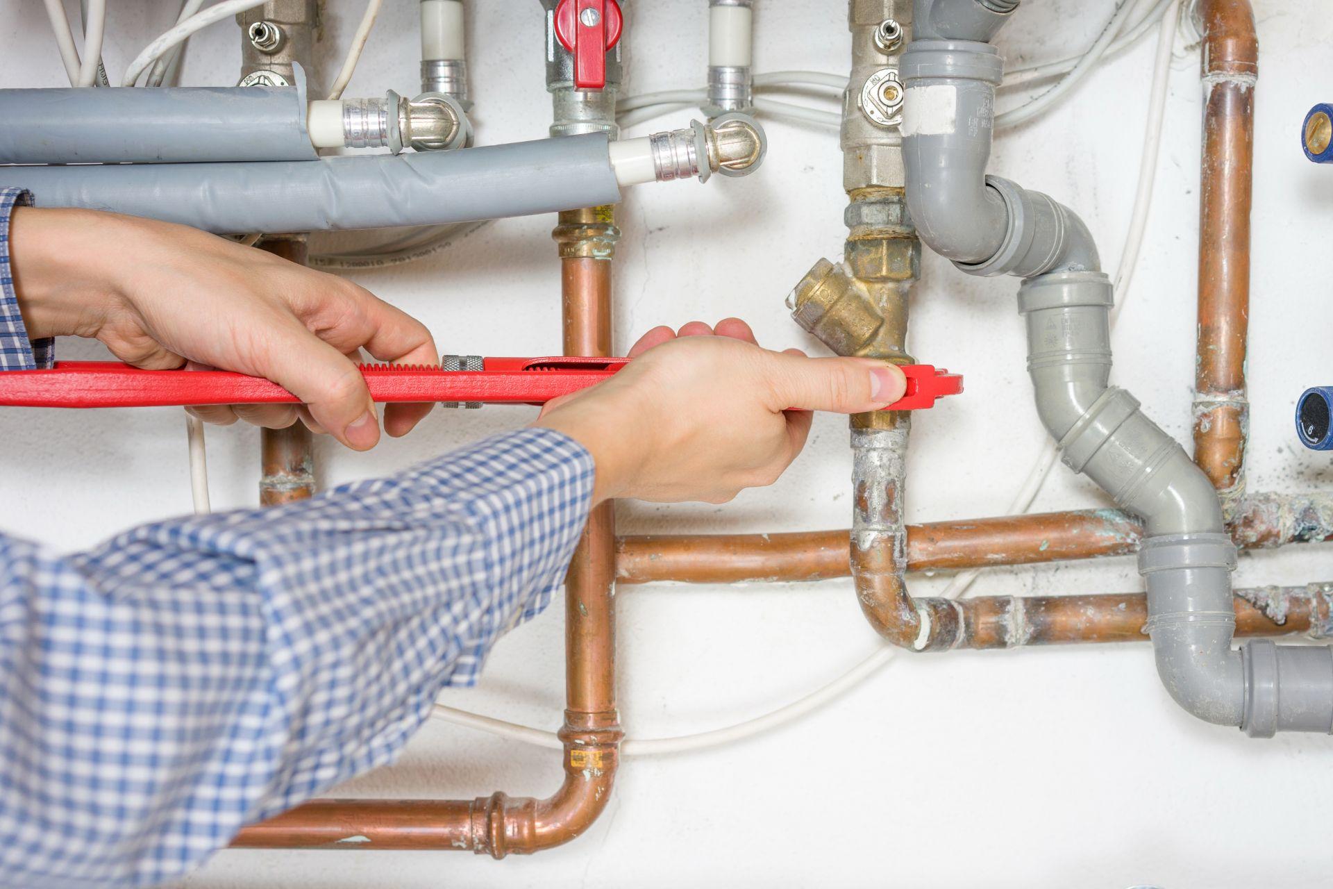 Instalacja Wodna I Kanalizacyjna W Domu