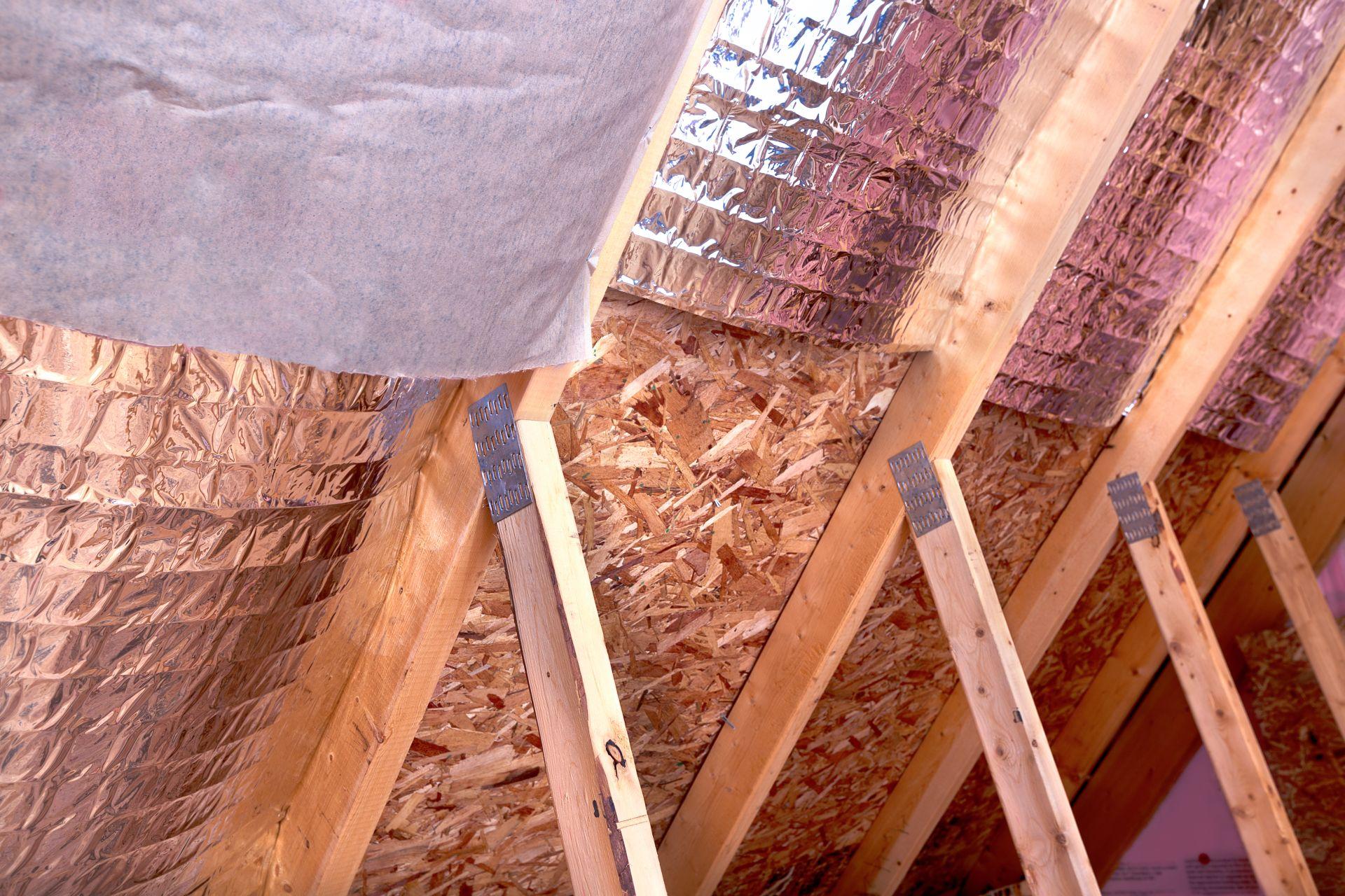 Каким может быть утепление крыши дома? факторы выбора матери.