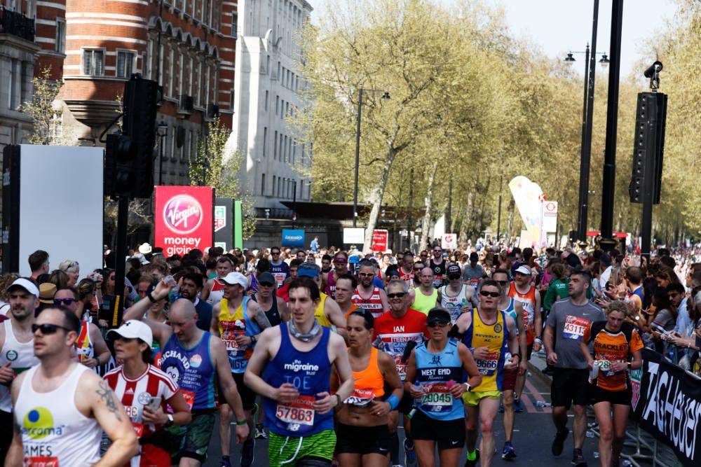 Londyński maraton
