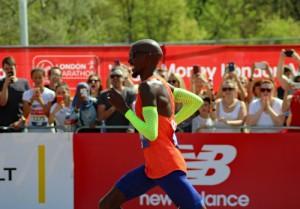 Mo Farah - Londyński maraton